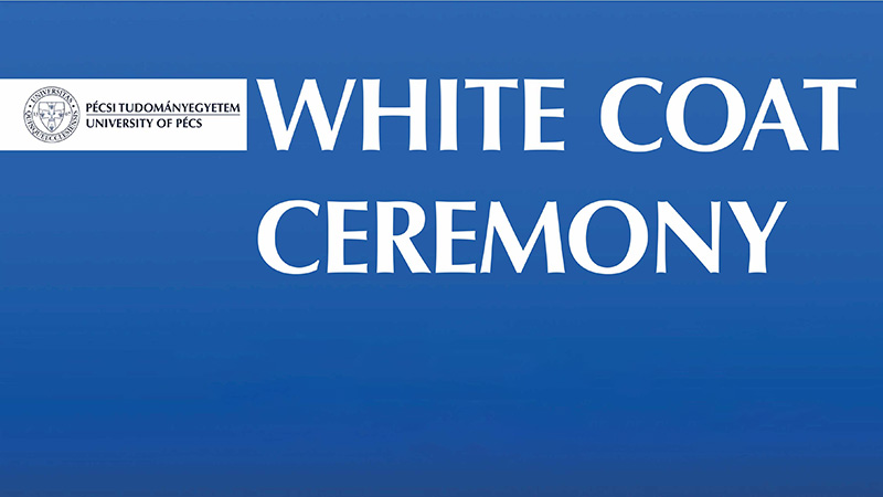 White Coat Ceremony - CANCELLED