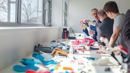 Átadták a PTE 3D nyomtatási központját