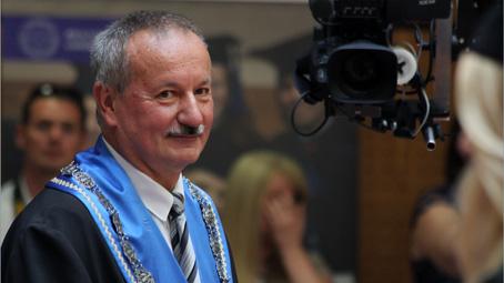 Dr. Miseta Attila a PTE rektora július elsejétől