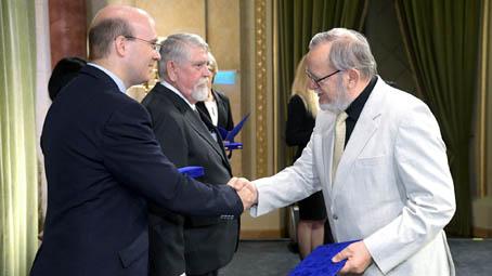 Szent-Györgyi Albert díjat kapott dr. Csernus Valér professzor