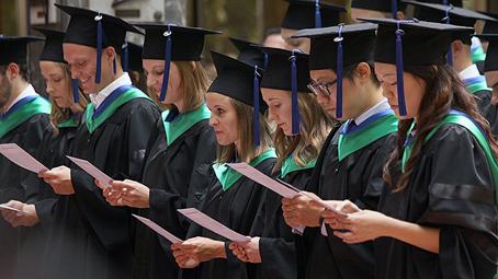 Minden nyolcadik egyetemista külföldi