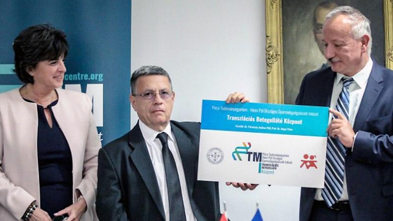 Tudományos együttműködés a Transzlációs Medicina Központ és a Heim Pál Gyermekkórház között