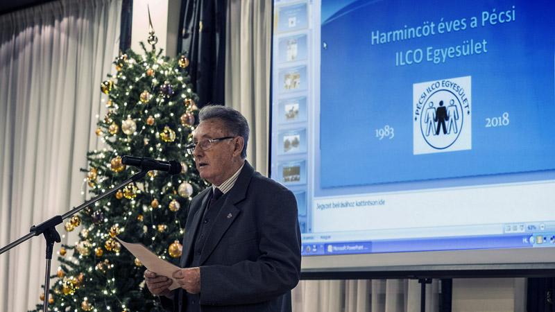 """"""" Az ILCO védelemként, pajzsként is szolgál tagjai számára"""""""