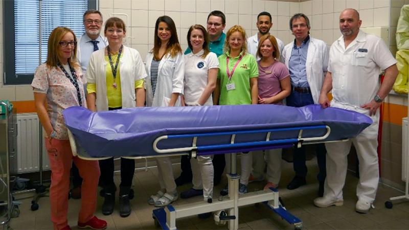 Futásukkal adományt gyűjtenek a pécsi sebészek