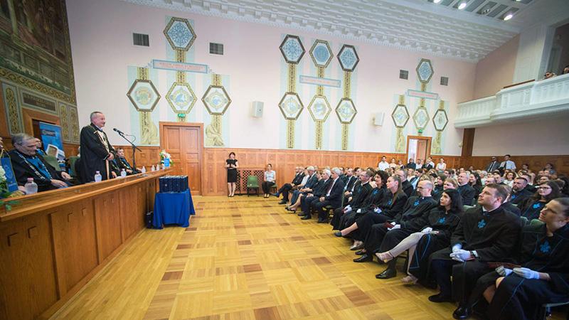 Tanévzáró Ünnepi Szenátusi Ülés