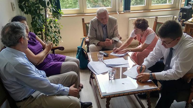 Együttműködési keretszerződést kötött karunk a Cordelia Alapítvánnyal
