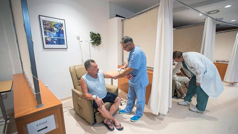 Egynapos ellátási egységgel bővült a Szívgyógyászati Klinika