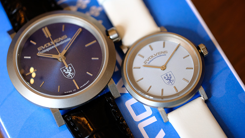 The women's model of the UP MS watch has also been completed