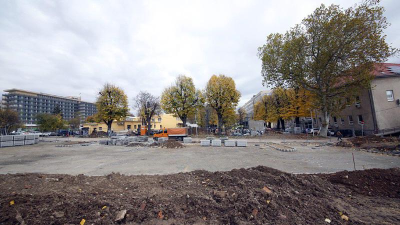 Készül karunk új parkja