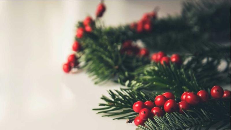 Karácsonyi üdvözlet!