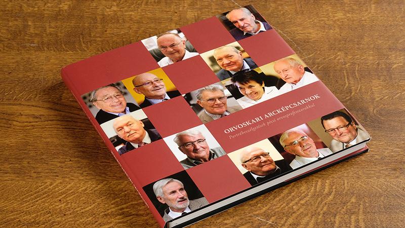 Megjelent az Orvoskari arcképcsarnok 3. kötete
