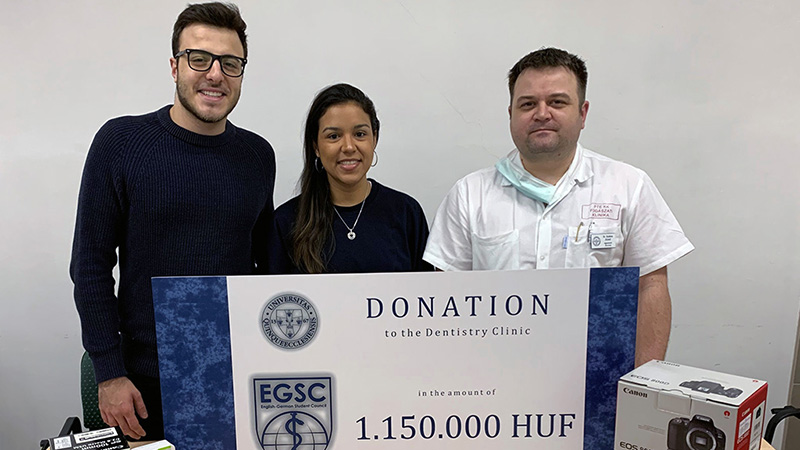 IE 2019 Donation