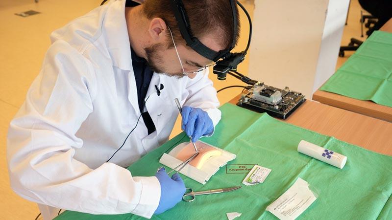 """""""M3D-Vision"""" – orvosi beavatkozások élő, egyenes adásban"""