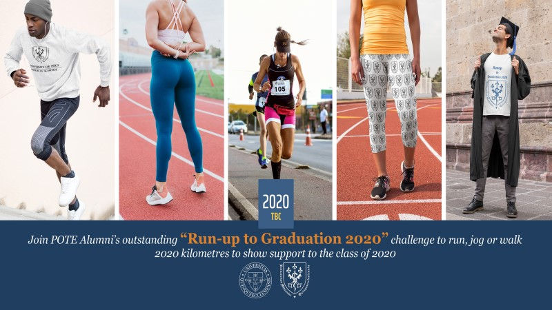 Run-up to Graduation 2020