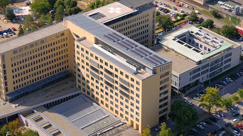 Költözik a Koronavírus Ellátó Központ sürgősségi betegfogadó egysége