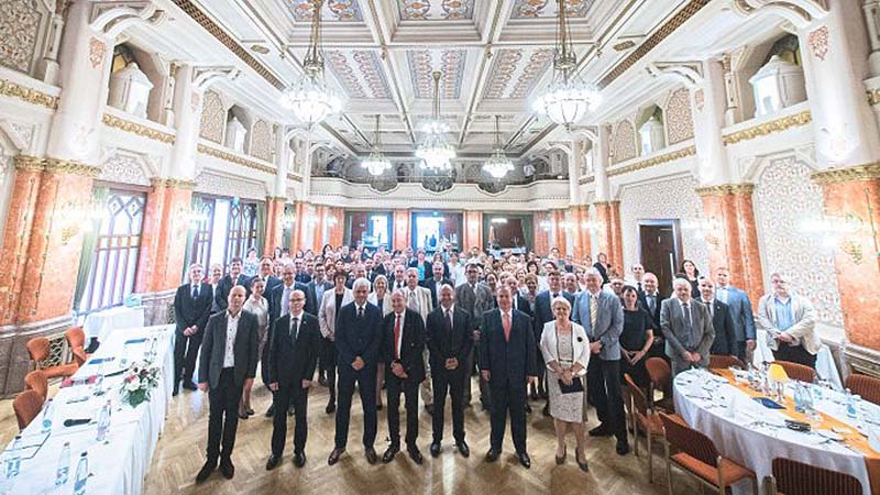 Doctors and nurses were awarded on Semmelweis Day
