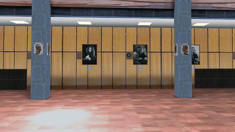 The virtual photo exhibition of Lajos Kalmár has opened