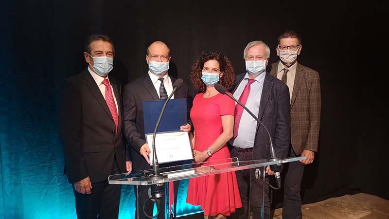 A Magyar Kórházszövetség innovációs díját nyerte el a PTE új alkalmazása