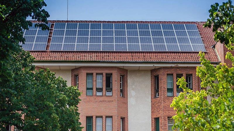 Legzöldebb egyetem a legzöldebb városért