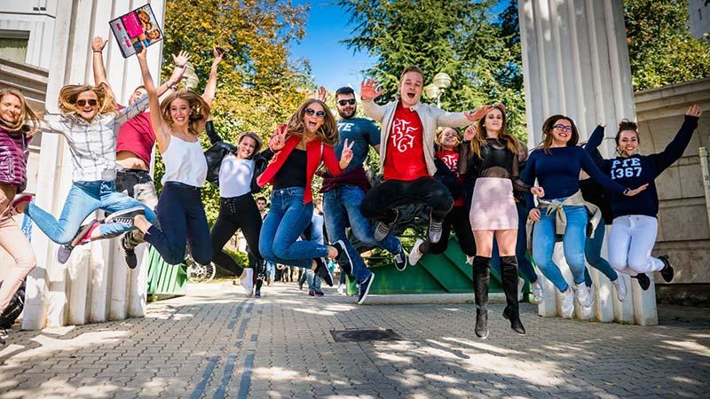 """A PTE a legjobb hazai egyetem a Times Higher Education """"Impact Ranking"""" legfrissebb rangsorában"""