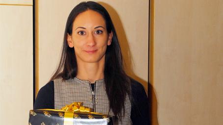 Dr. Miseta Ildikó Végh Antal Nívódíjban részesült