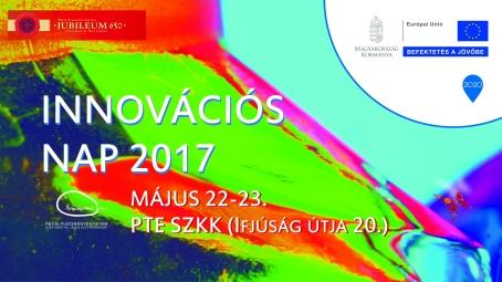 PTE Innovációs Napok - május 22-23.