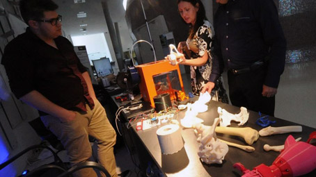 Interdiszciplináris 3D-konferencia