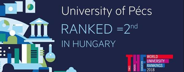 Hét magyar egyetem fért fel a világ legjobbjai közé - köztük is az élen a PTE ÁOK
