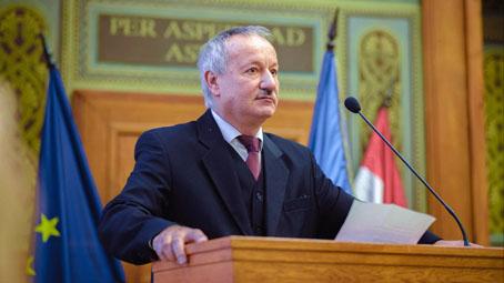 Dr. Miseta Attilát javasolja rektornak a Pécsi Tudományegyetem Szenátusa