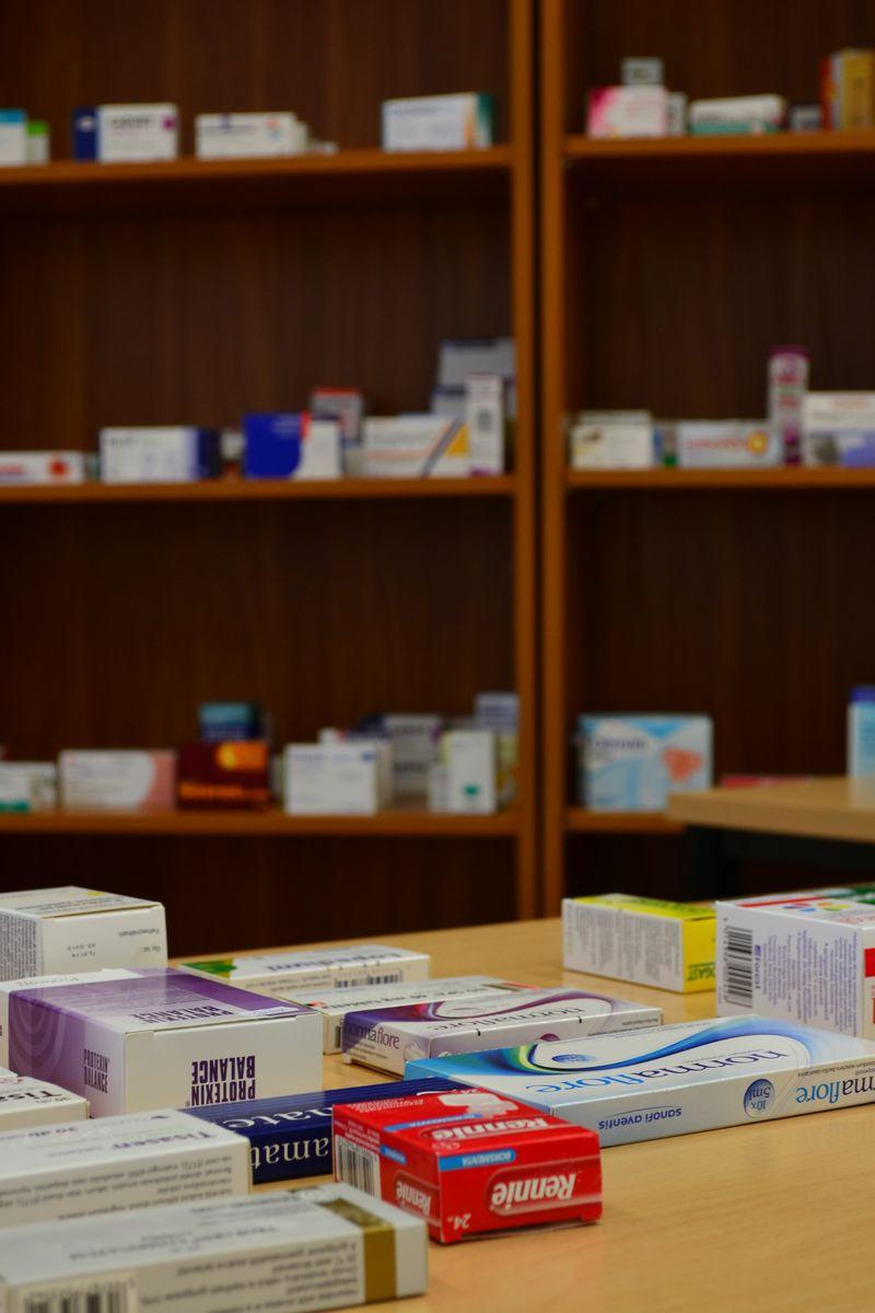 Gyógyszerek a gyógyszerészi gondozási versenyen