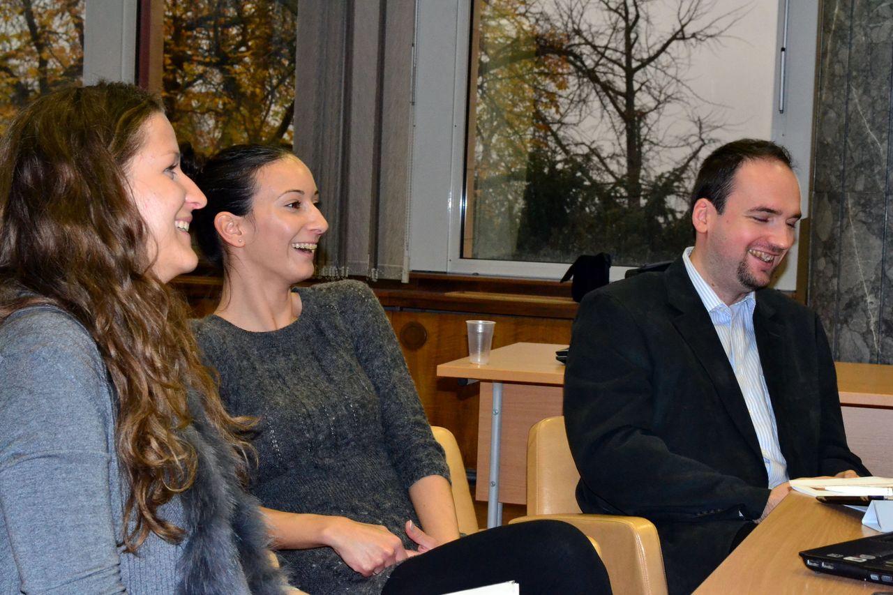 KGYSZ Ifjúsági Állandó Bizottság szakmai hétvégéje