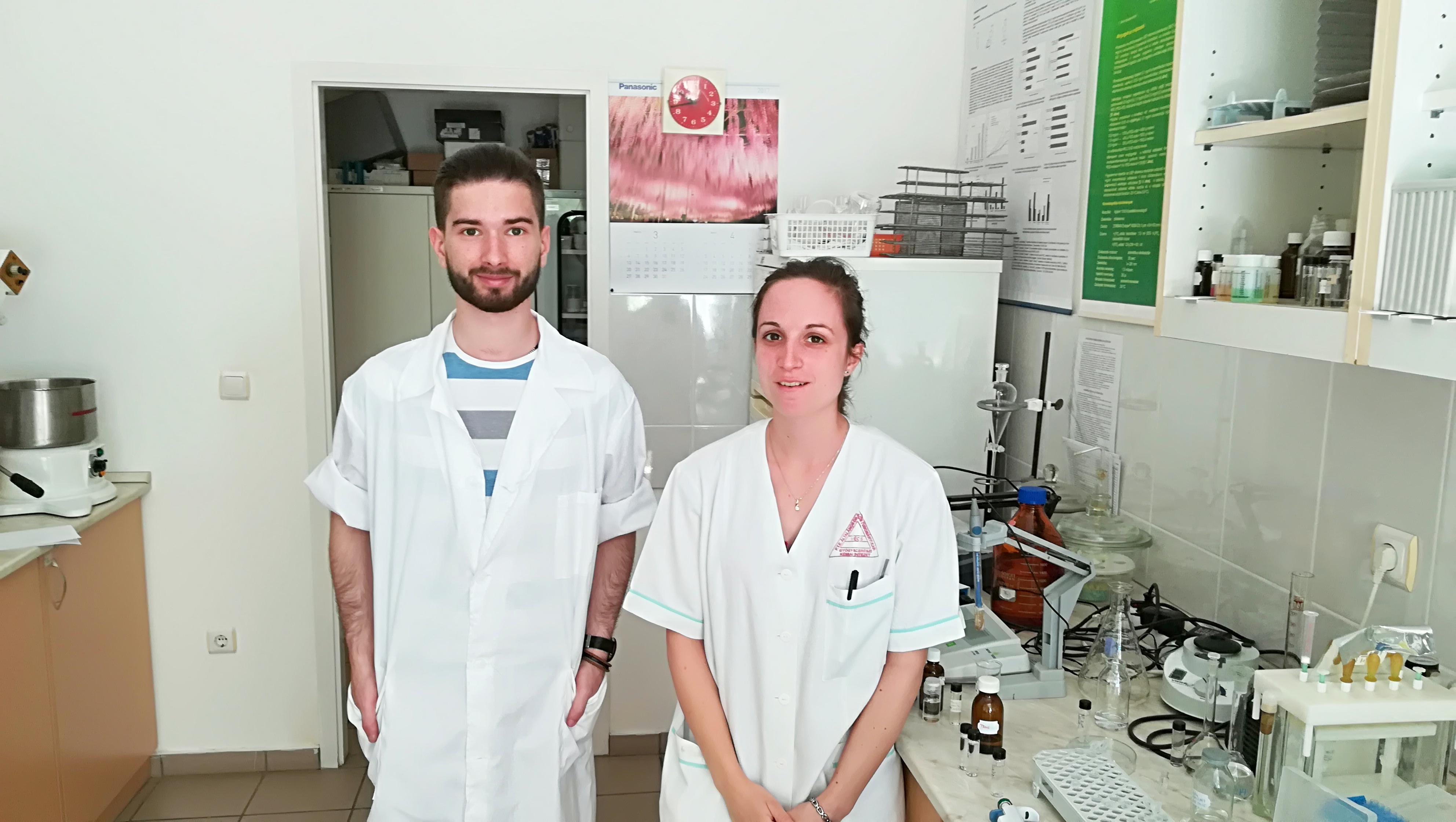 Konrad Dyck és Nyúl Eszter