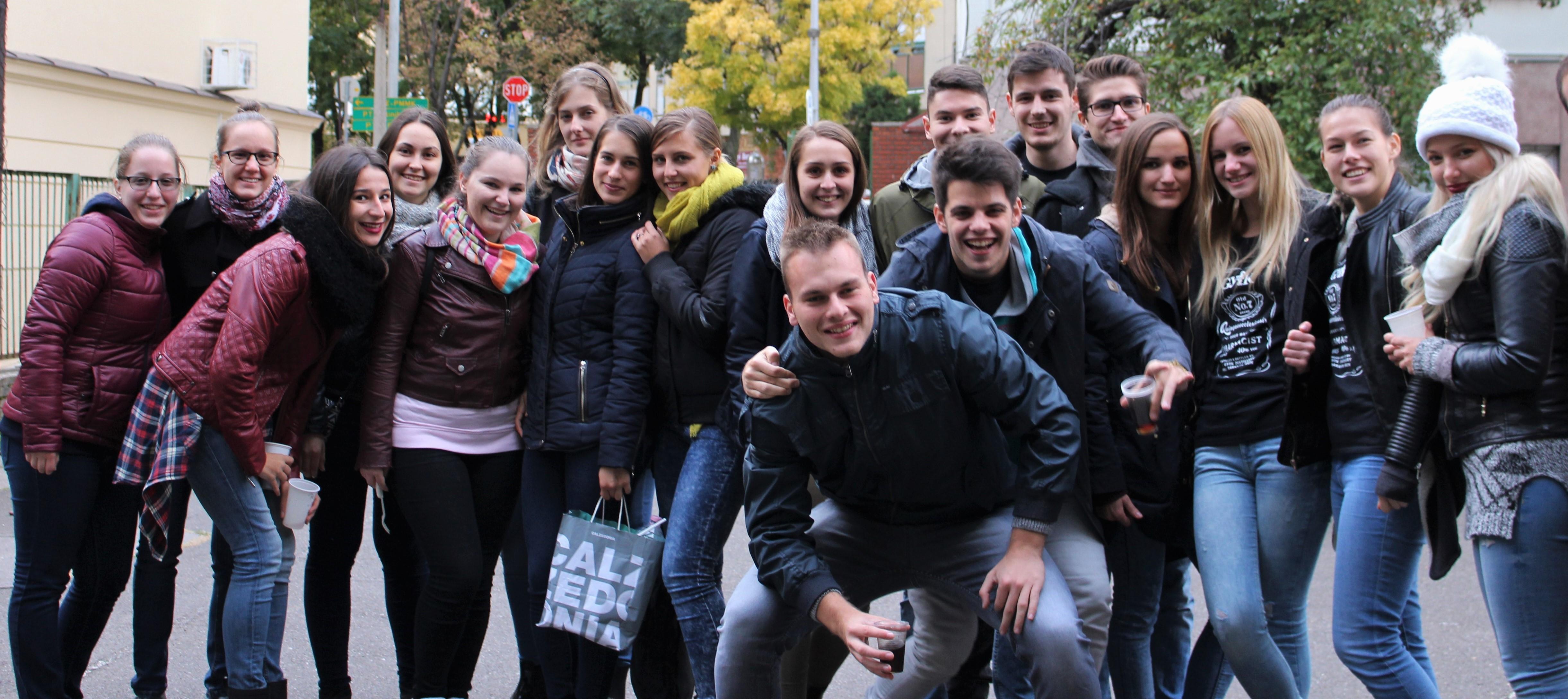Gyógyszerész szaknapok Pécs 2016