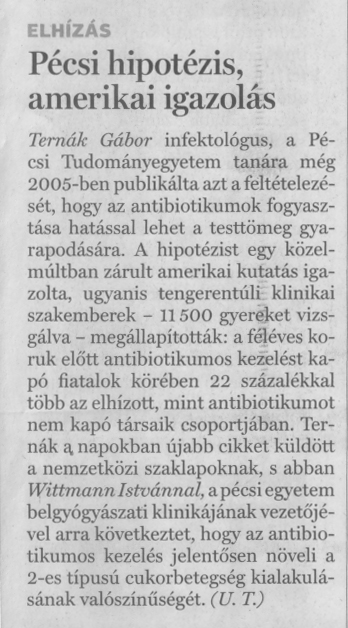 Forrás: Népszabadság 2012.08.25 száma