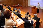 XLIII. Medizinertage, Alumni Treffen - wissenschaftliche Session