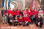 Kleide Dich in Rot- ein Wohltätigkeitsprogramm