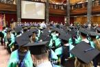 Abschlussfeier der Humanmediziner