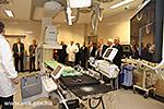 Feierliche Übergabe des neuen Herzkatheterlabors