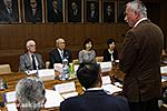 Besuch der Delegation der Medizinischen Universität Tokyo an der UP MF