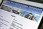 Ungarisches Symposium über Neuroendokrinologie