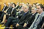 Ernennungen zum Professor und Anerkennungen an der Eröffnungsfeier der UP