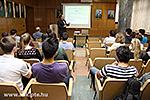 Gastvortrag von Herrn Prof. Vitalij Kazin