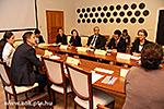 Besuch der Chinesischen Delegation an der UPMF