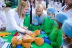 Teddy doktorok a Pécsi Napokon