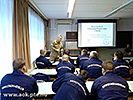 Kurs Notfallbehandlung für Feuerwehr