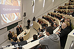 Eröffnung des klinischen Bildungszentrums Dr. Béla Entz, und des Bildungs-und Simulationszentrums Medi Skills Lab