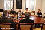Besuch des britischen Botschafters