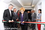 Inaugruation of the new SPF Animal Facility