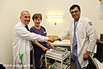 EGSC donation to the Department of Neurosurgery