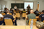 ORFK Police Medic - training of instructors, Module 3